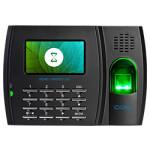 relógio de ponto biométrico e cartão de ponto de aproximação