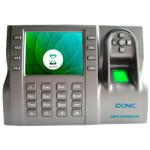 relógio de ponto biométrico e cartão de ponto RFID